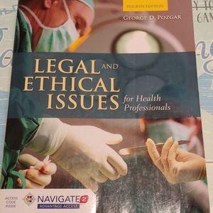 Jones & Bartlett Other - X2 textbooks: Legal Ethical Issues